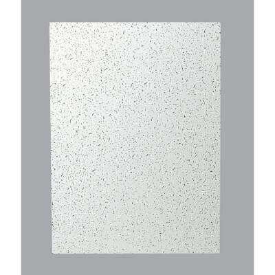 Plateau 2 Ft. x 4 Ft. White Mineral Fiber Ceiling Tile (8-Count)