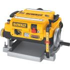 DeWalt 13 In. Three Knife Two-Speed Portable Planer Image 3