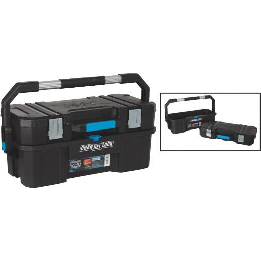 Channellock 24 In. 2-in-1 Toolbox