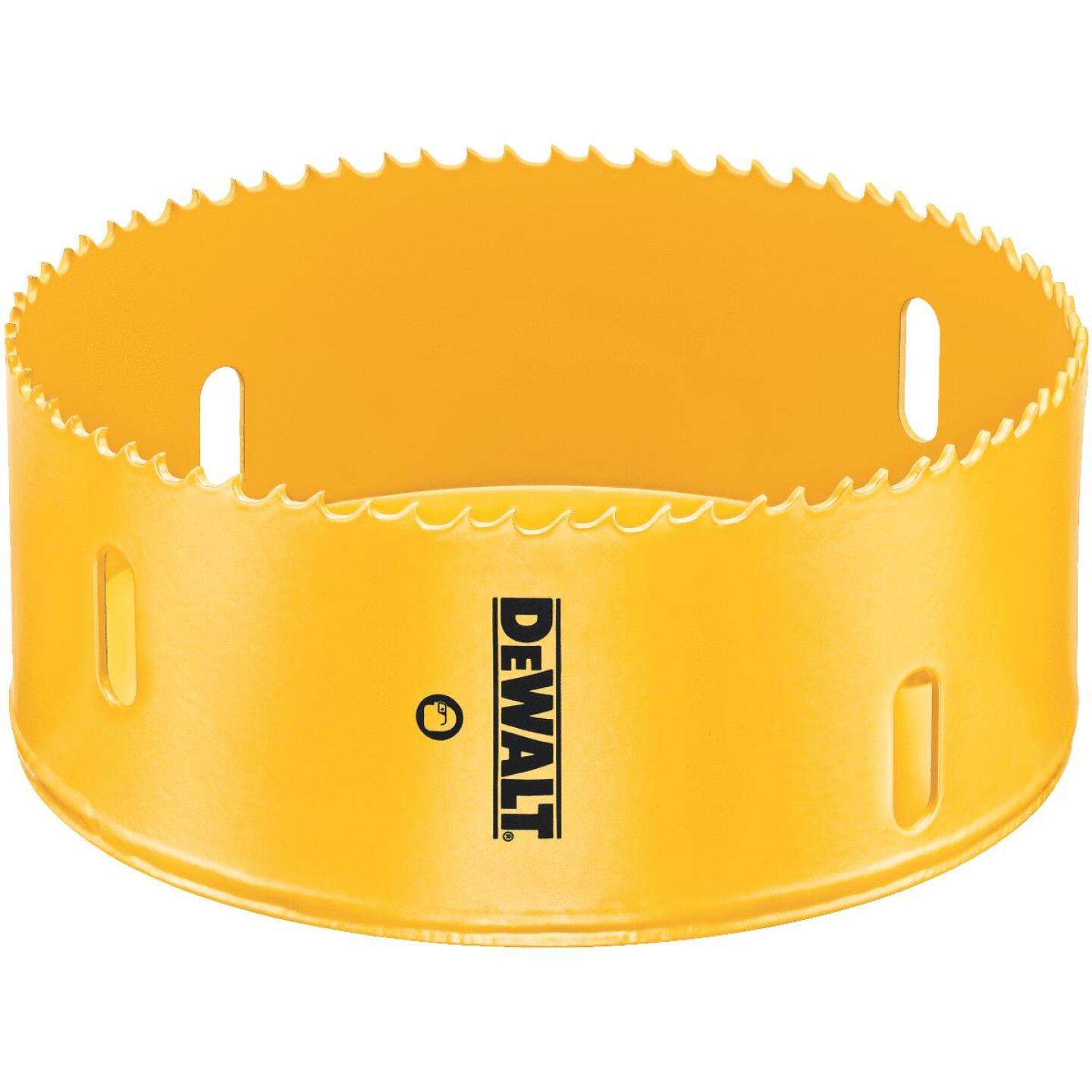 DeWalt 4-1/4 In. Bi-Metal Hole Saw Image 1