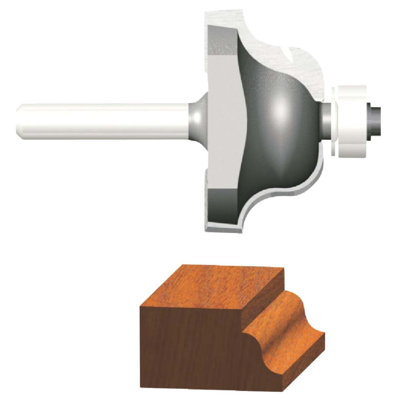 Vermont American Roman Carbide Tip 5/32 In. Ogee Bit Image 1