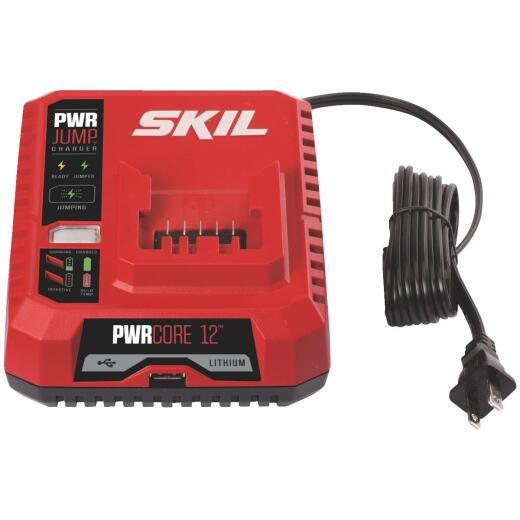 SKIL PWRCore 12 Volt Lithium-Ion Battery Charger