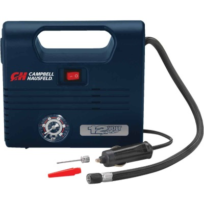 Campbell Hausfeld 12-Volt 100 psi Portable Electric Inflator