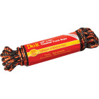 Do it 3/8 In. x 50 Ft. Orange & Black Truck Polypropylene Packaged Rope Image 1