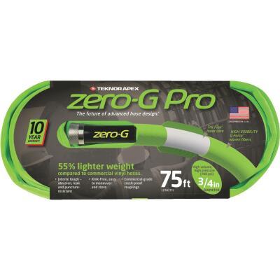 Apex Zero-G Pro 3/4 In. Dia. x 75 Ft. L. Drinking Water Safe Garden Hose